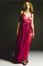 JENNIFER LAWRENCE in Fashion Arts Magazine, March 2018