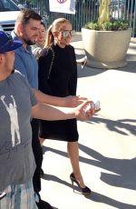 JENNIFER LOPEZ Arrives at Dodger Stadium in Los Angeles 03/30/2018