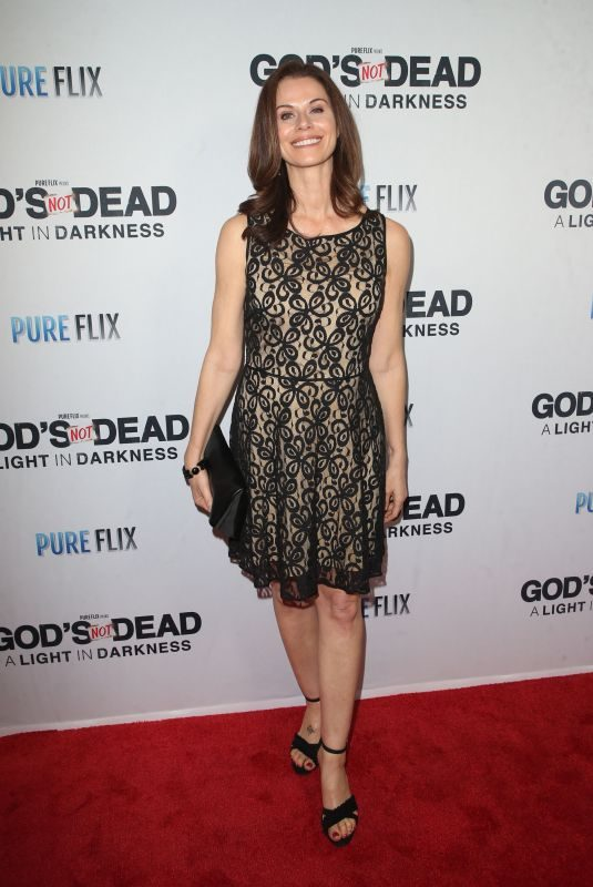 JENNIFER TAYLOR at God's Not Dead: A Light in Darkness Premiere in Los Angeles 03/20/2018