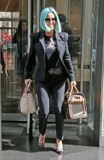 JENNY MCCARTHY Out and About in New York 03/23/2018
