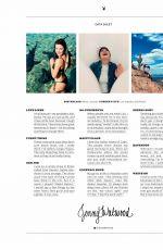 JENNY WATWOOD in Playboy Magazine, March 2018