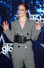 JESS GLYNNE at Global Awards 2018 in London 03/01/2018