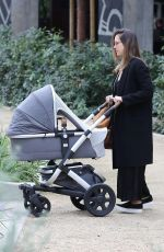 JESSICA ALBA Out in Los Angeles 03/08/2018