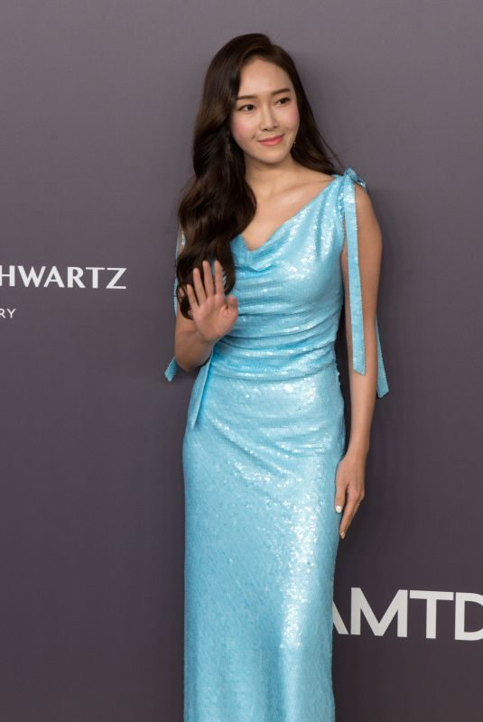 JESSICA JUNG at Amfar Gala 2018 in Hong Kong 03/26/2018