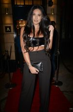 JESSICA SHEARS at Arvina Nightclub in Cheshire 03/16/2018