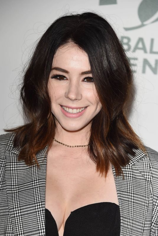 JILLIAN ROSE REED at Global Green Pre-Oscars Party in Los Angeles 02/28/2018