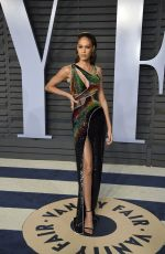 JOAN SMALLS at 2018 Vanity Fair Oscar Party in Beverly Hills 03/04/2018