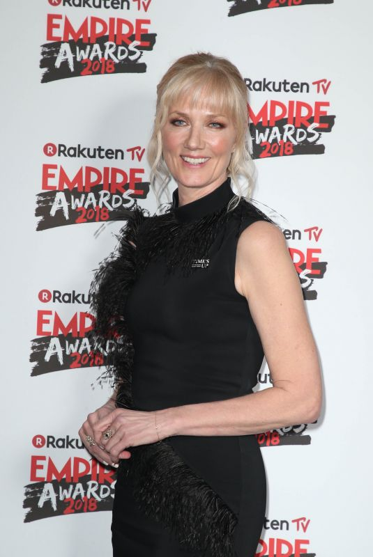 JOELY RICHARDSON at Empire Film Awards in London 03/18/2018