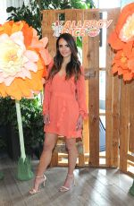 JORDANA BREWSTER at Zyrtec and Create & Cultivate Panel to Talk Allergy Face in New York 03/28/2018