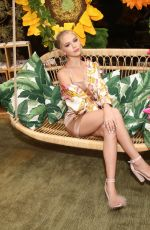JORDYN JONES at Milly Loves Fred Segal Pop-up Launch Party in Los Angeles 03/27/2018