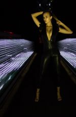 JOSEPHINE SKRIVER at Acoustic Vessel Odyessey Tunnel Sony`s #lostinmusic in Austin 03/15/2018