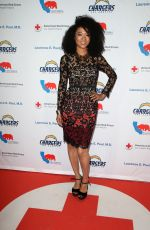 JUDITH HILL at Red Cross Los Angeles 2nd Annual Humanitarian Awards 03/09/2018