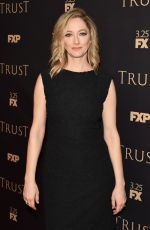 JUDY GREER at FX All-star Party in New York 03/15/2018