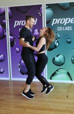 JULIANNE HOUGH at Propel Event in Los Angeles 03/29/2018