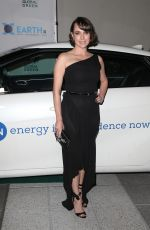 JULIE ANN EMERY at Global Green Pre-Oscars Party in Los Angeles 02/28/2018