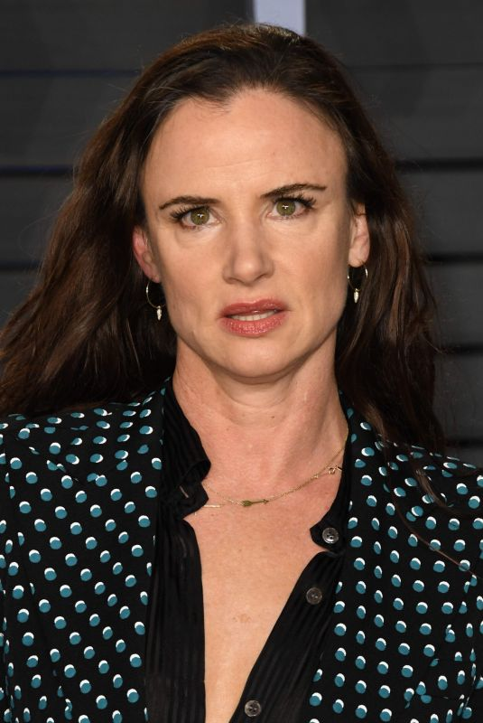 JULIETTE LEWIS at 2018 Vanity Fair Oscar Party in Beverly Hills 03/04/2018