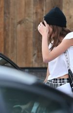 KAIA GERBER Out and About in Malibu 03/07/2018