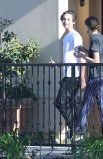 KAIA GERBER Out and About in Malibu 03/28/2018