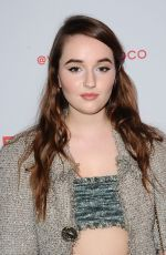 KAITLYN DEVER at Chanel Pre-Oscars Event in Los Angeles 02/28/2018