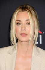 KALEY CUOCO at 35th Annual Paleyfest in Hollywood 03/20/2018