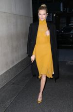 KARLIE KLOSS Arrives at Today Show in New York 03/15/2018