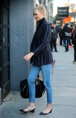 KARLIE KLOSS in Jeans Out in New York 03/26/2018