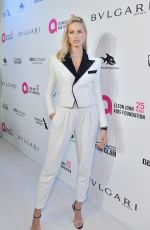 KAROLINA KURKOVA at Elton John Aids Foundation Academy Awards Viewing Party in Los Angeles 03/04/2018