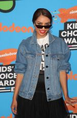 KAT GRAHAM at 2018 Kids