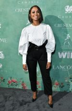 KAT GRAHAM at Women in Film Pre-oscar Cocktail Party in Los Angeles 03/02/2018