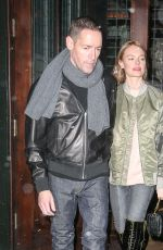 KATE BOSWORTH and Michael Polish Night Out in New York 03/08/2018