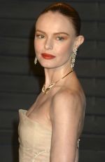 KATE BOSWORTH at 2018 Vanity Fair Oscar Party in Beverly Hills 03/04/2018