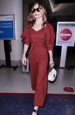 KATE BOSWORTH at Los Angeles International Airport 03/09/2018