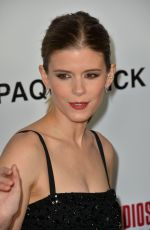 KATE MARA at Chappaquiddick Premiere in Los Angeles 03/28/2018