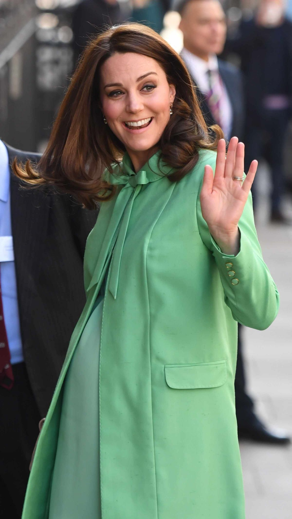 kate middleton arrives at royal society of medicine in london 03 21 2018 12 - Royal Kate Middleton