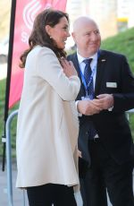 KATE MIDDLETON at a Sportsaid Event at Copper Box in Olympic Park in London 03/22/2018