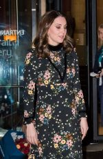 KATE MIDDLETON at Vctorian Giants, The Birth of Art Photography in London 02/28/2018