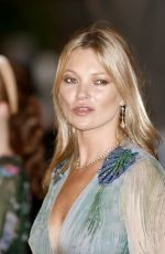 KATE MOSS at a Wedding Celebration in Lima 03/17/2018
