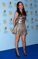 KATE OATES at RTS Programme Awards in London 03/20/2018