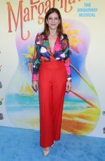 KATE WALSH at Escape to Margaritaville Opening Night in New York 03/15/2018