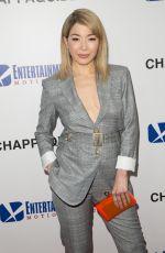 KATHERINE CASTRO at Chappaquiddick Premiere in Los Angeles 03/28/2018