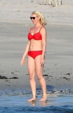 KATHERINE HEIGL in Bikini at a Beach in Puerta Vallarta 03/06/2018