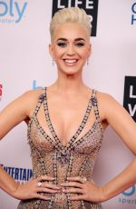 KATY PERRY at 90th Annual Academy Awards in Hollywood 03/04/2018