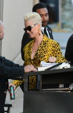 KATY PERRY at Jimmy Kimmel Live! in Hollywood 03/05/2018