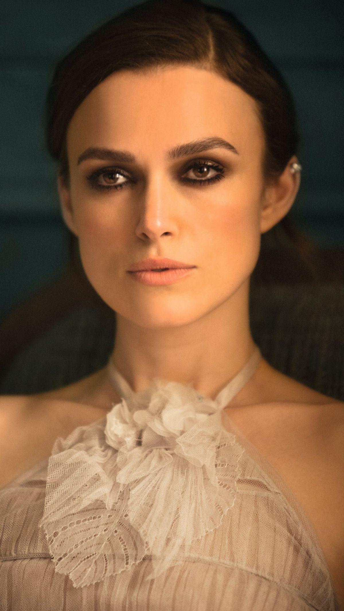 KEIRA KNIGHTLEY for Chanel Coco Mademoiselle Eau De Parfum ...