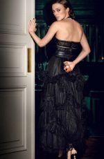 KEIRA KNIGHTLEY for Chanel Coco Mademoiselle Eau De Parfum Intense Campaign 2018