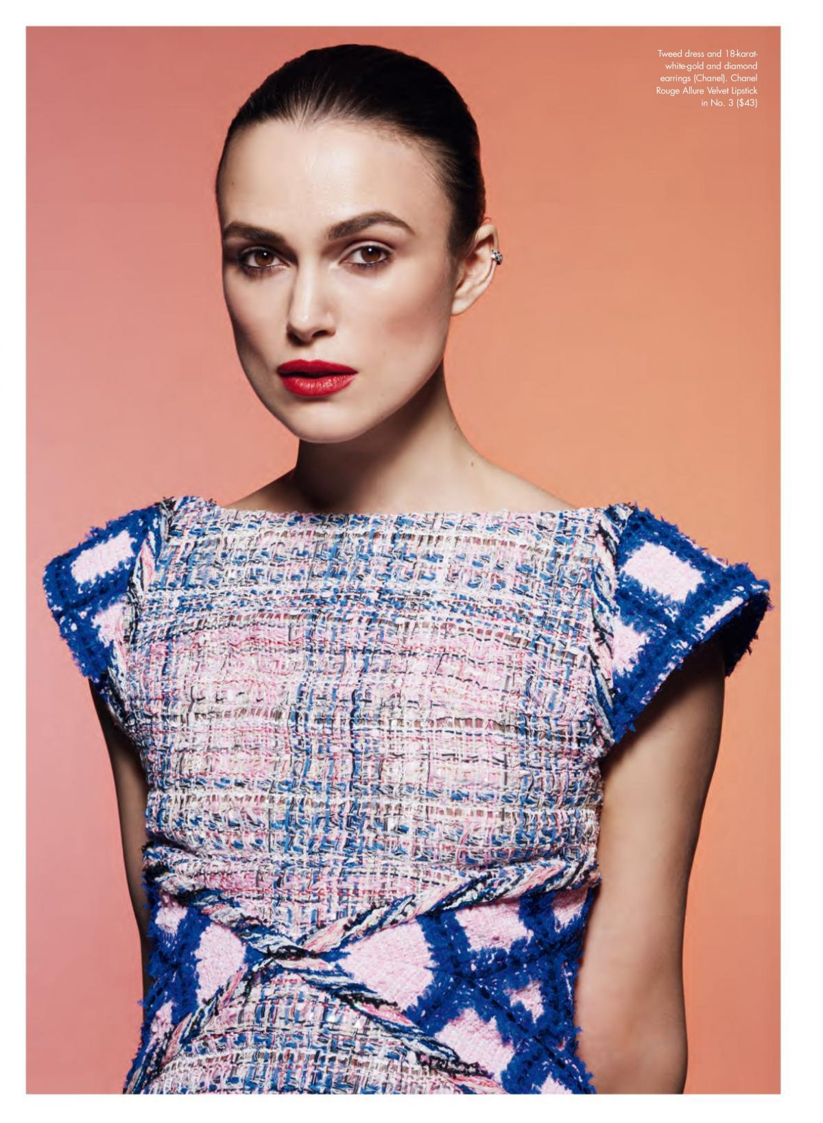 Something is. keira knightley allure magazine