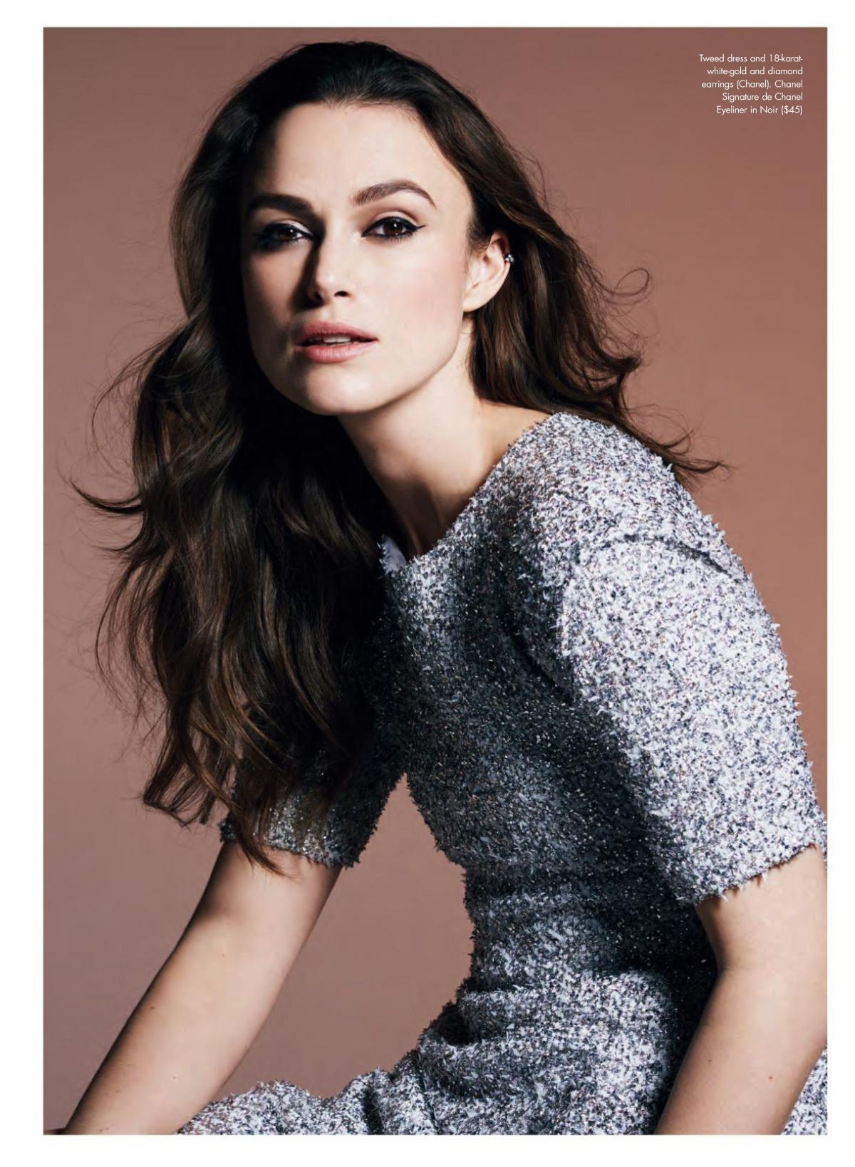 KEIRA KNIGHTLEY in Ell...