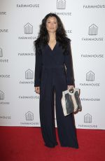 KELLY HU at Farmhouse Opening at Beverly Center in Los Angeles 03/15/2018