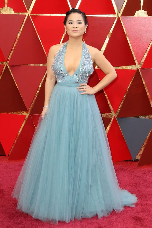 KELLY MARIE TRAN at 90th Annual Academy Awards in Hollywood 03/04/2018