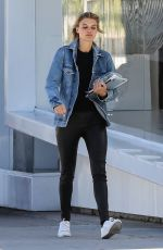 KELLY ROHRBACH Leaves Meche Salon in West Hollywood 03/27/2018